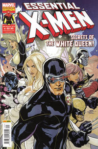 Cover Thumbnail for Essential X-Men (Panini UK, 2010 series) #9