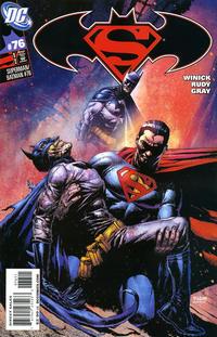 Cover Thumbnail for Superman / Batman (DC, 2003 series) #76