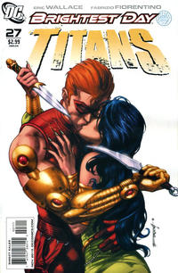 Cover Thumbnail for Titans (DC, 2008 series) #27