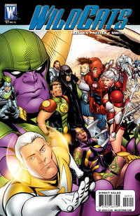 Cover Thumbnail for Wildcats (DC, 2008 series) #27