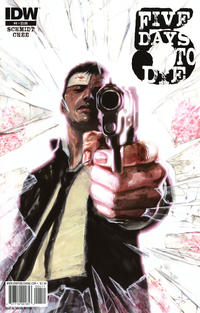 Cover Thumbnail for 5 Days to Die (IDW, 2010 series) #4 [Regular Cover]