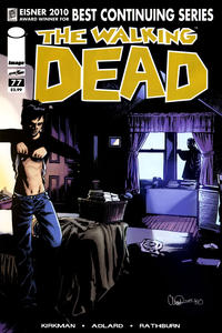 Cover for The Walking Dead (Image, 2003 series) #77