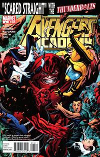 Cover Thumbnail for Avengers Academy (Marvel, 2010 series) #4