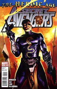 Cover Thumbnail for Secret Avengers (Marvel, 2010 series) #5
