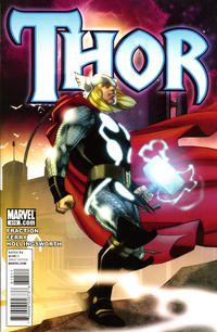 Cover Thumbnail for Thor (Marvel, 2007 series) #615