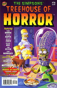 Cover Thumbnail for Treehouse of Horror (Bongo, 1995 series) #16