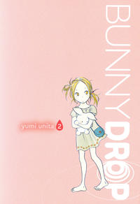 Cover Thumbnail for Bunny Drop (Yen Press, 2010 series) #2