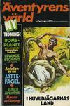 Cover for Äventyrens värld (Semic, 1973 series) #1/1973