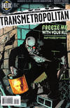 Cover for Transmetropolitan (DC, 1997 series) #12