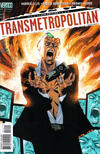 Cover for Transmetropolitan (DC, 1997 series) #14