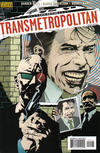 Cover for Transmetropolitan (DC, 1997 series) #15