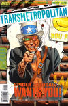 Cover for Transmetropolitan (DC, 1997 series) #18