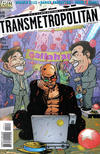 Cover for Transmetropolitan (DC, 1997 series) #20