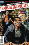 Cover for Transmetropolitan (DC, 1997 series) #21