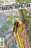 Cover for Transmetropolitan (DC, 1997 series) #22