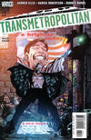 Cover for Transmetropolitan (DC, 1997 series) #34