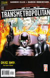 Cover for Transmetropolitan (DC, 1997 series) #35