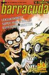Cover for Barracuda (Atlantic Förlags AB; Pandora Press, 1990 series) #1/1990