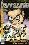Cover for Barracuda (Atlantic Förlags AB; Pandora Press, 1990 series) #3/1990