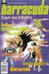 Cover for Barracuda (Atlantic Förlags AB; Pandora Press, 1990 series) #2/1991