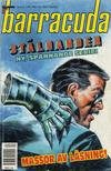Cover for Barracuda (Atlantic Förlags AB; Pandora Press, 1990 series) #4/1991
