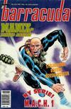 Cover for Barracuda (Atlantic Förlags AB; Pandora Press, 1990 series) #6/1991