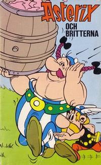 Cover Thumbnail for Asterix-pocket (Hemmets Journal, 1973 series) #1 - Asterix och britterna