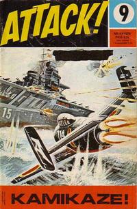 Cover Thumbnail for Attack (Semic, 1967 series) #9/1970