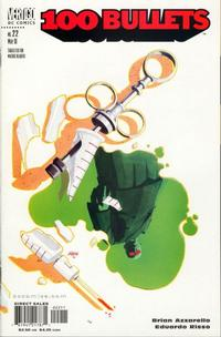 Cover Thumbnail for 100 Bullets (DC, 1999 series) #22