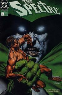 Cover Thumbnail for The Spectre (DC, 1992 series) #2