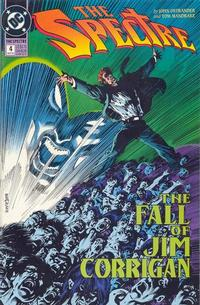 Cover Thumbnail for The Spectre (DC, 1992 series) #4