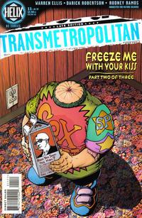 Cover Thumbnail for Transmetropolitan (DC, 1997 series) #11