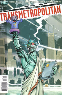 Cover Thumbnail for Transmetropolitan (DC, 1997 series) #16