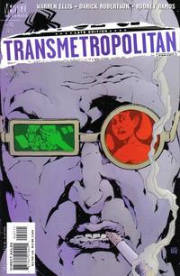 Cover Thumbnail for Transmetropolitan (DC, 1997 series) #40