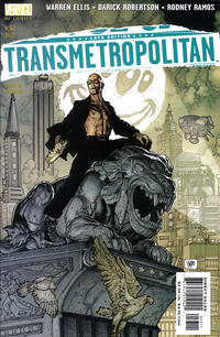 Cover Thumbnail for Transmetropolitan (DC, 1997 series) #53