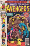 Cover for The Avengers Annual (Marvel, 1967 series) #9 [Newsstand]