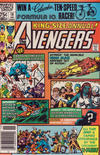 Cover for The Avengers Annual (Marvel, 1967 series) #10 [Newsstand]