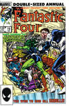 Cover for Fantastic Four Annual (Marvel, 1963 series) #19 [Direct]