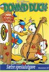 Cover for Donald Duck & Co Sætre spesialutgave (Sætre Kjeks, 2004 series) #10