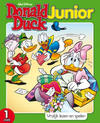 Cover for Donald Duck Junior (Sanoma Uitgevers, 2008 series) #1/2009