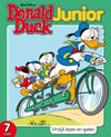 Cover for Donald Duck Junior (Sanoma Uitgevers, 2008 series) #7/2009