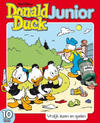 Cover for Donald Duck Junior (Sanoma Uitgevers, 2008 series) #10/2009
