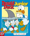 Cover for Donald Duck Junior (Sanoma Uitgevers, 2008 series) #23/2009