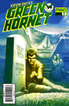 Cover for Green Hornet Annual (Dynamite Entertainment, 2010 series) #1 [Michael Netzer Cover]