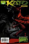 Cover for Kato Origins (Dynamite Entertainment, 2010 series) #3 [Francesco Francavilla Cover]