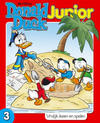Cover for Donald Duck Junior (Sanoma Uitgevers, 2008 series) #3/2008