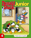 Cover for Donald Duck Junior (Sanoma Uitgevers, 2008 series) #4/2008