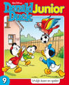 Cover for Donald Duck Junior (Sanoma Uitgevers, 2008 series) #9/2008