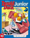 Cover for Donald Duck Junior (Sanoma Uitgevers, 2008 series) #10/2008