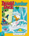 Cover for Donald Duck Junior (Sanoma Uitgevers, 2008 series) #1/2010